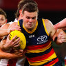 Saints knew when to call Crows' bluff on Crouch