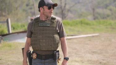 Hot at Mipcom: Stephen Dorff in Deputy.