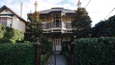 Victorian Italianate mansion Hexham was purchased by expat barrister Evatt Tamine for $7.5m in 2019.