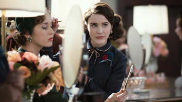 Hit TV show The Marvellous Mrs Maisel highlights old-fashioned beauty service ... could it make a comeback?