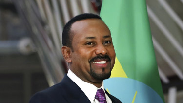 Ethiopian Prime Minister Abiy Ahmed is considered a strongly reformist leader.