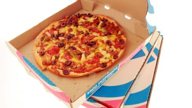 Cowin says the playing field is not level for Domino's drivers competing against food delivery companies.