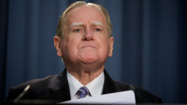 Fred Nile said he would be pushing to make parliament an alcohol-free zone.
