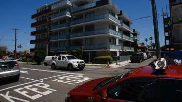 The completed project at Kogarah for which developer contributions were found to be outstanding in an audit.