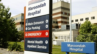 Maroondah Hospital is part of Eastern Health
