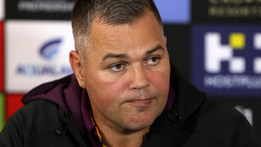 Anthony Seibold is the victim of a smear campaign.