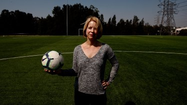"""Dr Kerry Peek believes a blanket ban on heading for juniors would be a """"reactionary"""" move by the FFA, and that much more can be done."""