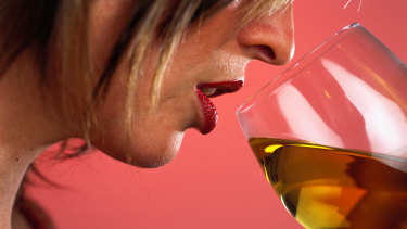 Alcohol dependence is a growing problem among women.