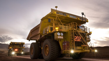 """Operational challenges"" have forced Rio Tinto to downgrade its iron ore production guidance."
