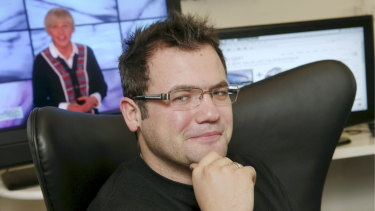 A young Ruslan Kogan in 2009.