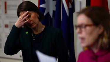 Premier Gladys Berejiklian said on Tuesday night she was not intending to implement another city-wide lockdown.
