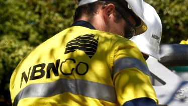 Telstra's broadband is losing customers as they migrate over to the NBN.