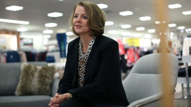 JC Penney chief Jill Soltau was paid $US4.5 million just before the company filed for bankruptcy.