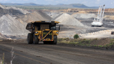 Glencore has been singled out for its rehabilitation of its former coal mines.