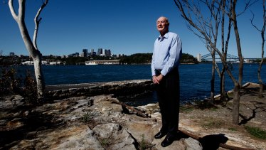 Dr Bill Ryall has voiced major concerns about the Western Harbour Tunnel project.