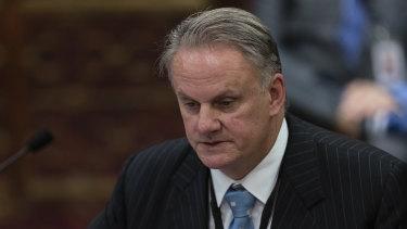 One Nation NSW leader Mark Latham.