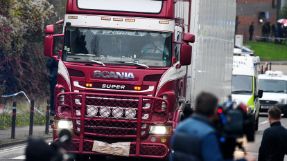 UK police identify all 39 people found dead in truck