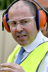 Treasurer Josh Frydenberg will release new Treasury figures on Tuesday in an attempt to personalise promised tax cuts.