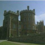 Belvoir Castle as it appeared in the 1980 film Little Lord Fauntleroy.
