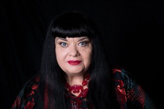 Filmmaker Lynette Wallworth.