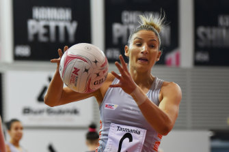 Ravaillion and Treloar content with Queensland netball comeback