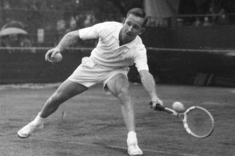 Rod Laver set the standard for fitness and preparation for the early professional era.