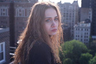 Fiona Apple in New York, 1997.