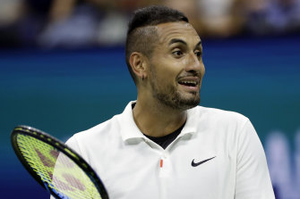 Nick Kyrgios is awaiting the outcome of ATP investigations.