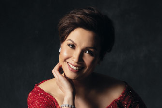 Lea Salonga:  ''It was quite something to experience that ...  and how big of a deal that was going to be, being an Asian face on that stage.''