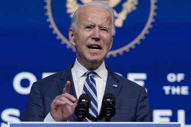US agency tells Joe Biden he can start presidential transition