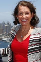 North Sydney mayor Jilly Gibson.