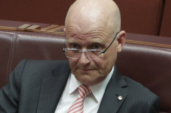 Senator David Leyonhjelm's bill to restore territory rights was defeated after two days of debate.