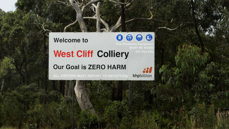 The West Cliff Colliery in the Dharawal State Conservation area, near Appin, south of Sydney, has been the subject of a number of non-compliance reports since 1999.