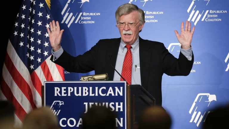 John Bolton is US President Donald Trump's pick for National Security Adviser.