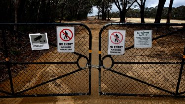An Aboriginal land claim threatens the viability of the proposed airfield lease.
