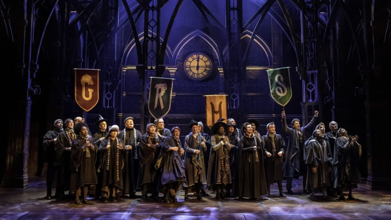 Harry Potter and the Cursed Child is coming to Australia in 2019.