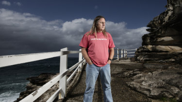 Tim Winton ... a surfer advocating for sharks.