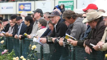 A seven-race card is programmed for Albury on Tuesday.