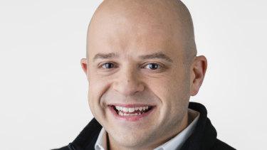 Jeff Lawson, chief executive of Twilio.