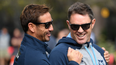 Brad Fittler has proved the naysayers wrong after masterminding back-to-back Origin triumphs.