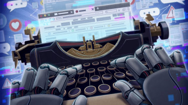 Journalism written by machine is on the rise.