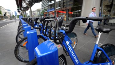 The Melbourne Bike Share scheme will be scrapped.