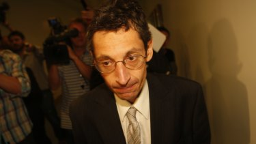 Former Treasury official Godwin Grech.