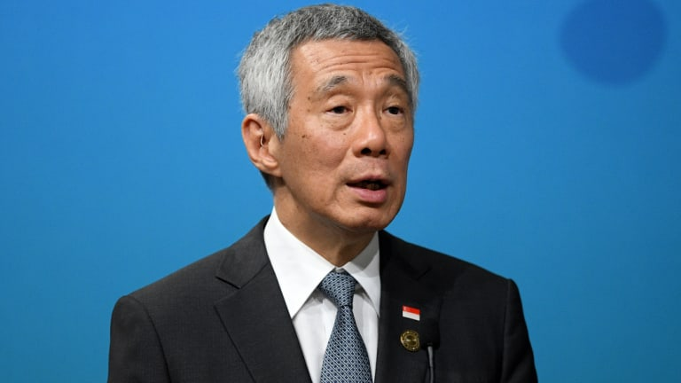 Medical records: Singapore Prime Minister Lee Hsien Loong.