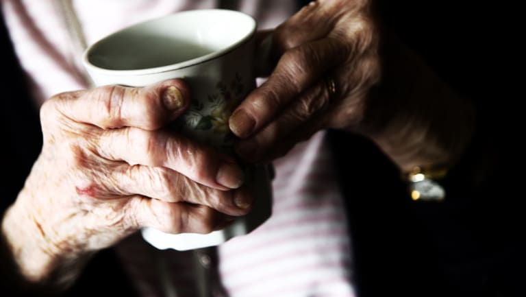 Demand for home care is rising, according to new government data.