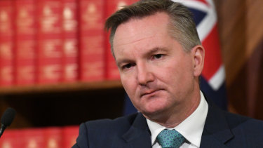 Labor's Chris Bowen has a not-so-secret weapon.