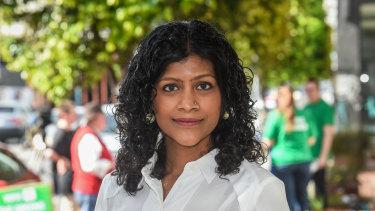 Victorian Greens Leader Samantha Ratnam