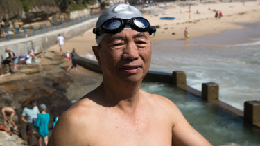 David Kiang at Coogee Beach says traffic and parking are issues.