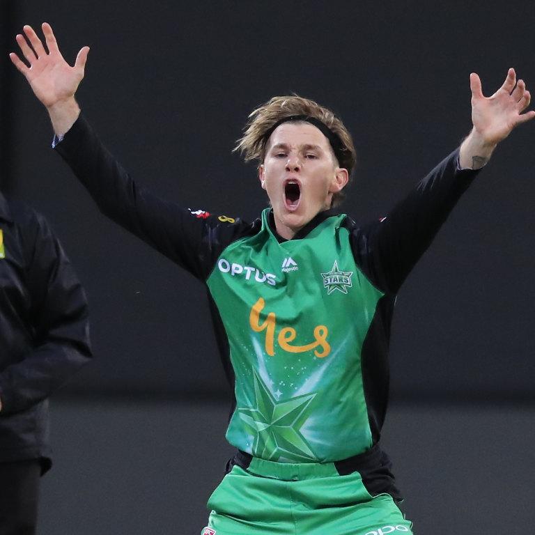 Melbourne Stars self-destruct in BBL final