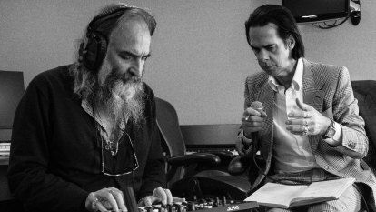 Nick Cave and Warren Ellis create Carnage together